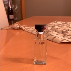 🔥2 for 15$🔥Eternity travel size 15ml New
